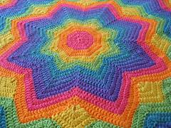 Round Rainbow Ripple