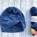 Fall Back Hat pattern