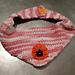 Crochet Kerchief Bib pattern