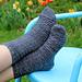 Best Babysitter Socks pattern