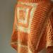 Bodie Island shawl pattern
