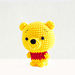 The pooh bear pattern