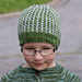 Eagle Fern Beanie pattern