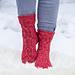 Kiela Socks pattern