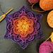 Waterlily Motif pattern