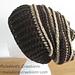 Riptide Slouch Hat pattern