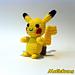 Pikachu pattern