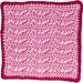 Spic-N-Span Dishcloth pattern