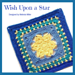 Wish Upon a Star Afghan Square pattern