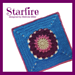 Starfire Afghan Square pattern