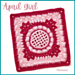 April Girl Afghan Square pattern