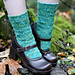 Lowami Trail Socks pattern