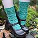 Lowami Trail Socks pattern