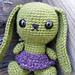 Flopsie Bunny pattern