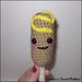 Happy Little Corn Dog pattern