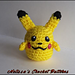 Pikachu Ball - Pokemon pattern