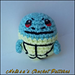 Squirtle Ball - Pokemon pattern