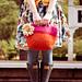Knitted Felt Carnival Bag pattern