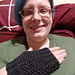 Nifty Netted Mitts pattern
