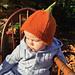 Pumpkin Hat pattern