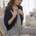 The Coziest Cocoon Sweater pattern