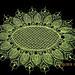 Sunflower Lace Doily pattern