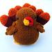 Amigurumi Thanksgiving Turkey pattern