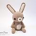 Amigurumi Woodland Critter Rabbit pattern