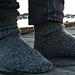 Fisherman's socks pattern