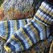 Socks on the Rocks pattern