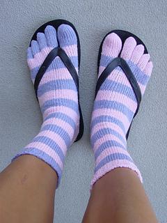 toe socks5