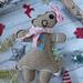 Gingerbread Girl Cookie pattern