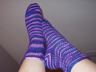 FO Memories Socks 5-2007