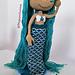 Kym Athena Mermaid Outfit pattern