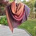 Armadillo Shawl pattern