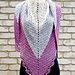 Faded Love Shawl pattern