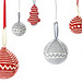 Christmas Ornaments pattern