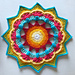 Ellor Mandala pattern