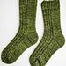 Coddiwomple Socks pattern