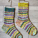 Bundled Up Socks pattern