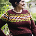 Forage Sweater pattern