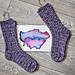 London Socks pattern