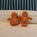 Gingerbreads pattern