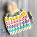 Queen of Hearts Beanie pattern
