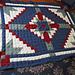 Desert Star Quiltghan pattern