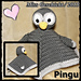 Baby Pinguin Schmusetuch / Penguin lovey pattern