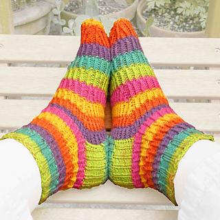 Dip-Dip Socks