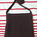 Double Seed Stitch Bag pattern