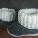Ugg Style Slipper Boots pattern