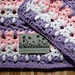 Kitty-Cat Afghan - Baby Size pattern